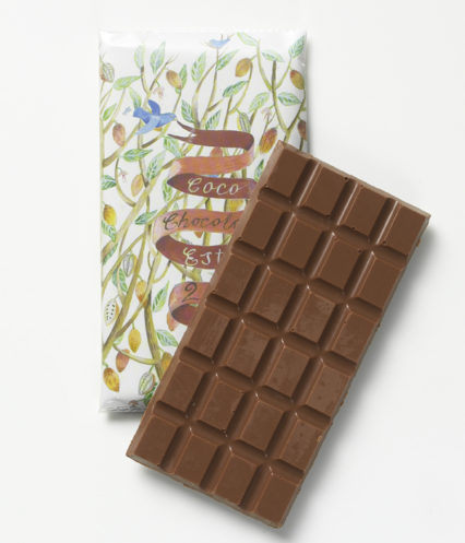 Coco Milk Chocolate Bars