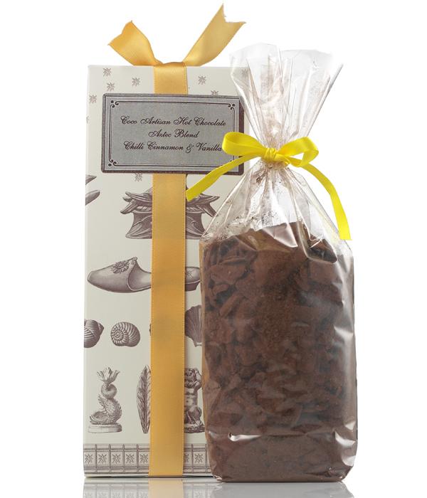 Coco Artisan Flaked Drinking Chocolate – Lemongrass ...