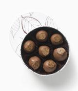 Coco Salted Caramel Milk Truffles