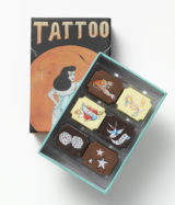 Coco Tattoo Love Collection - Six Chocolate Box