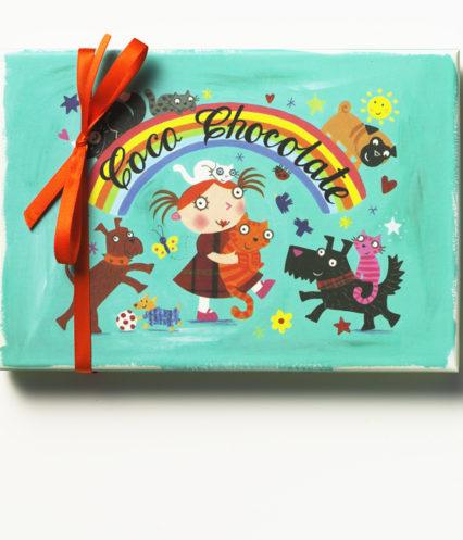 Coco Children Puzzle Box