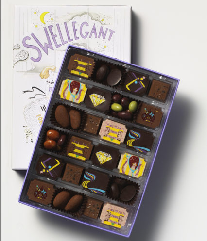 Swellegant - Elegant Chocolates for Swell Dinner Parties!