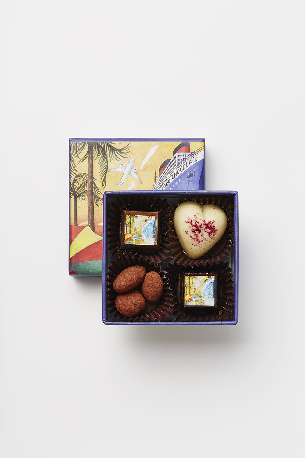 Coco Travel Occasion Box Coco Chocolate