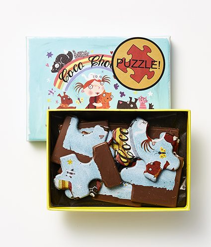 Coco Children's Chocolate Puzzle
